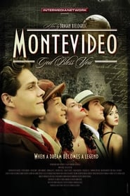 Poster Montevideo, God Bless You! 2010