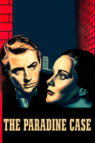 Poster The Paradine Case 1947