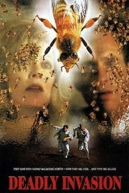 Poster Deadly Invasion: The Killer Bee Nightmare 1995