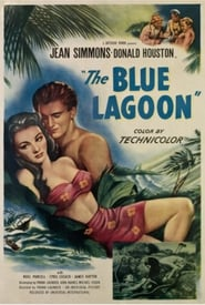 The Blue Lagoon plakat