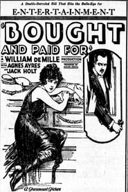 Bought and Paid For (1922)