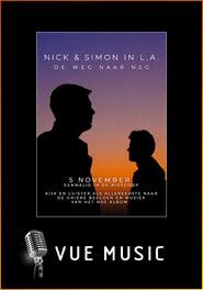 Nick en Simon in LA