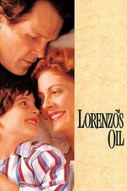 Poster for Lorenzo's Oil