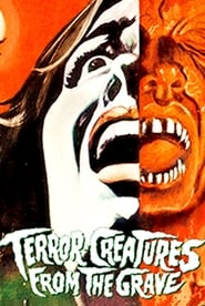 Poster Terror-Creatures from the Grave 1965