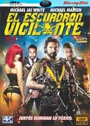 El escuadrón vigilante (2016) HD 720p Latino