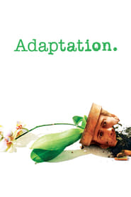 Poster for Adaptation.