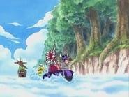 One Piece Skypiea Arc Episode 179 : Collapsing Upper Ruins! The Quintet for the Finale!