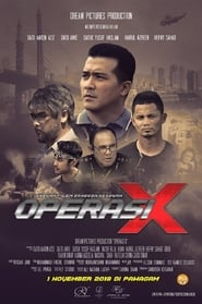 Operasi X (2018) Hindi Dubbed