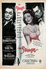 Poster The Stranger 1946