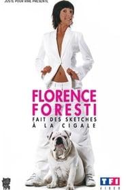 Florence Foresti – Fait des sketches à la Cigale