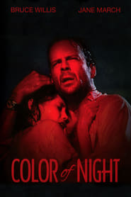 Poster Color of Night 1994
