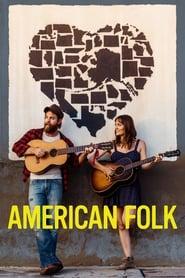 Poster American Folk