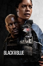 Poster Black and Blue 2019
