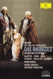 Wagner: Das Rheingold - Boulez, Chéreau