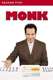 Monk - Season 5 poster
