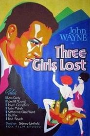 Three Girls Lost 1931