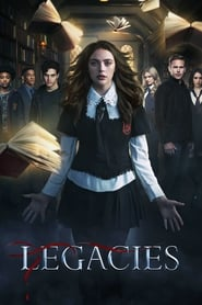 Legacies Season 2 Poster