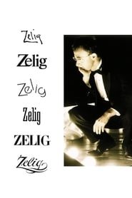 Poster Zelig 1983