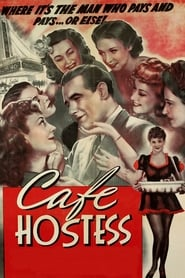 Poster Cafe Hostess 1940