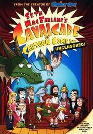 Poster Seth MacFarlane's Cavalcade of Cartoon Comedy 2009