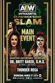 AEW St. Patrick's Day Slam 2021