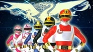 Dengeki Sentai Changeman en streaming
