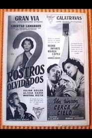 Rostros olvidados 1952