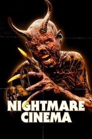 Poster Nightmare Cinema 2019