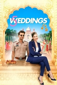 5 Weddings (2018) Hindi 720p HDRip x264 Download