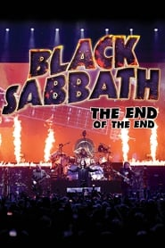 Black Sabbath: The End of The End poszter