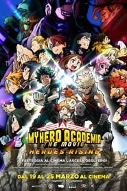 "My Hero Academia: The Movie – Heroes: Rising ""inglese"""