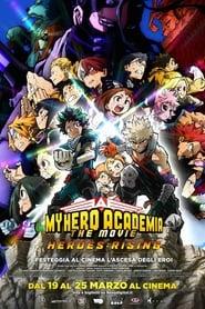 Poster My Hero Academia: The Movie - Heroes Rising 2019