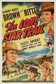 The Lone Star Trail plakat