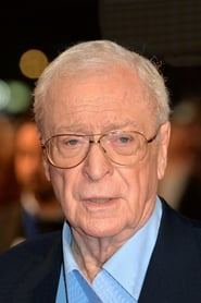 Michael Caine, personaje Alfred Pennyworth