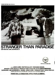 Regarder Stranger Than Paradise