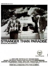 Stranger Than Paradise streaming vf