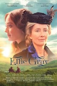 Poster Effie Gray 2014