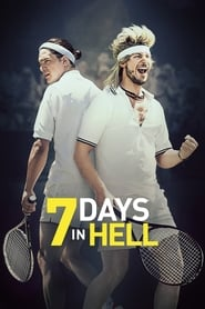 Poster 7 Days in Hell 2015