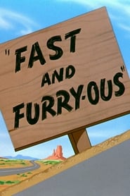 Poster Fast and Furry-ous 1949
