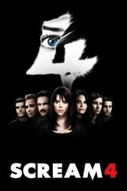 Poster for Scream 4