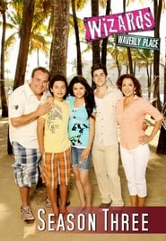 Los Magos de Waverly Place temporada 3 capitulo 17