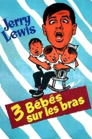Trois bébés sur les bras