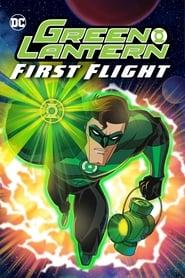 Poster Green Lantern: First Flight 2009