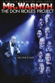 Poster Mr. Warmth: The Don Rickles Project 2007