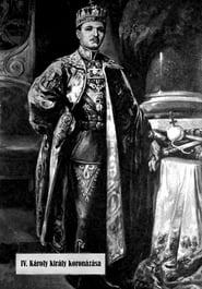 IV. Károly király koronázása