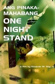فيلم Ang Pinakamahabang One Night Stand مترجم