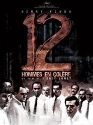 Poster 12 hommes en colère 1957