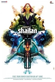 Poster Shaitan 2011