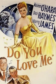 Poster Do You Love Me 1946