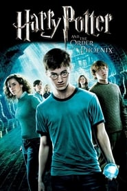 Harry Potter and the Order of the Phoenix (2007) poster